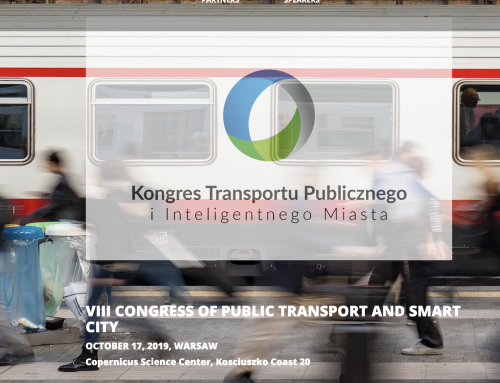 Trustonomy ready for Poland! Join our interactive session at the VIII Congress of Public Transport and Smart City